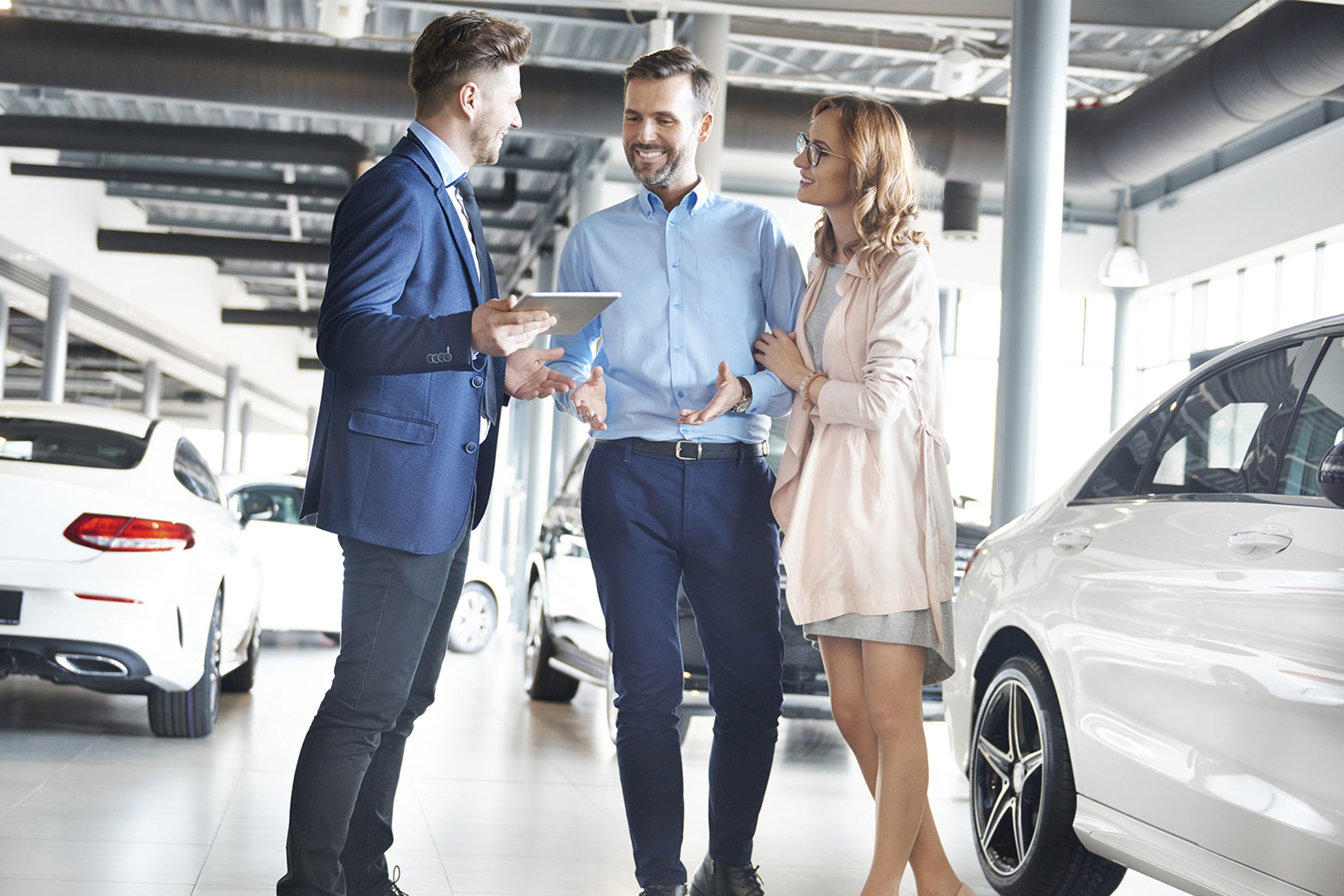 A few tips for getting the best car deal online