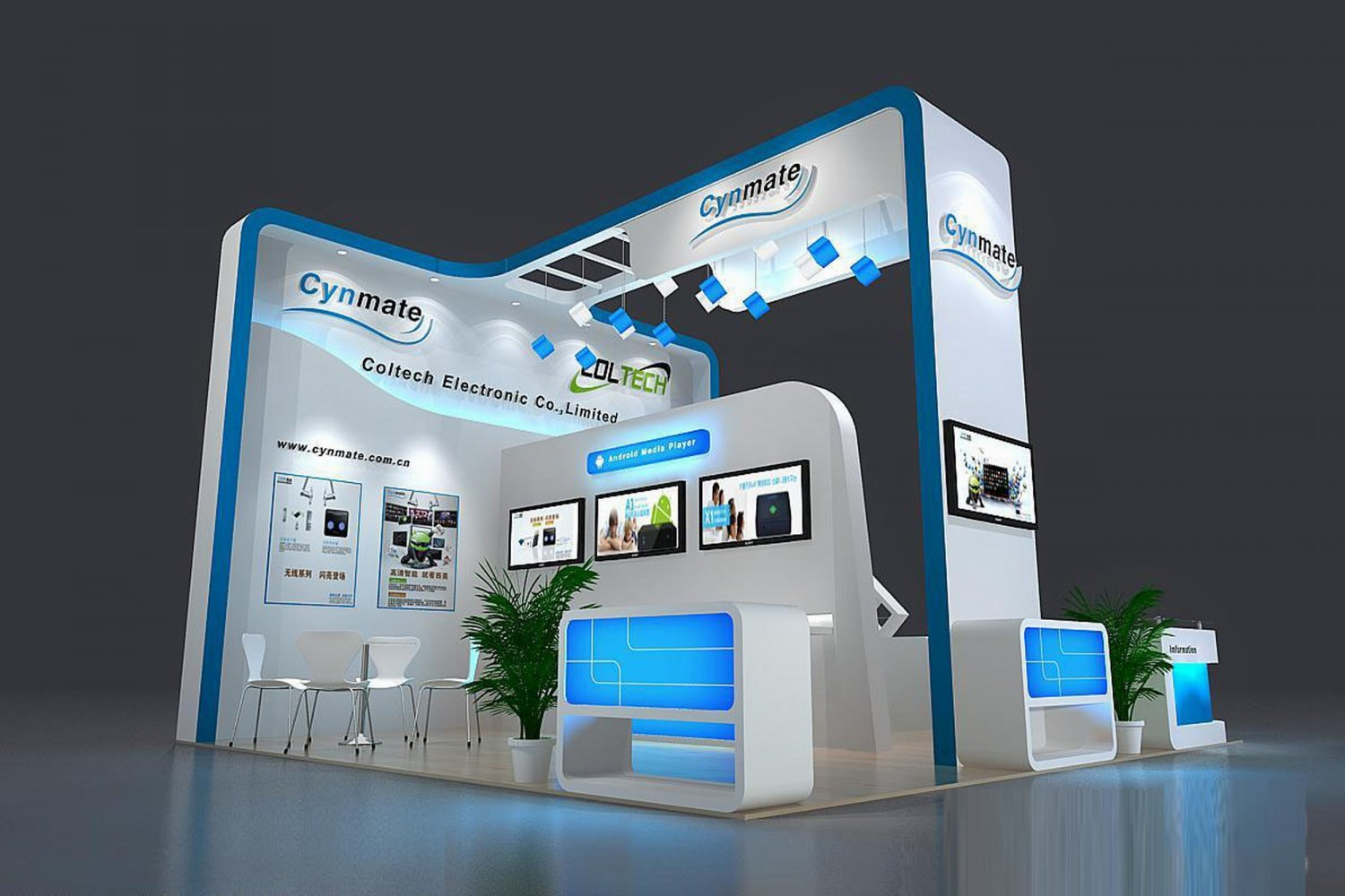 The basics of exhibition stand designs