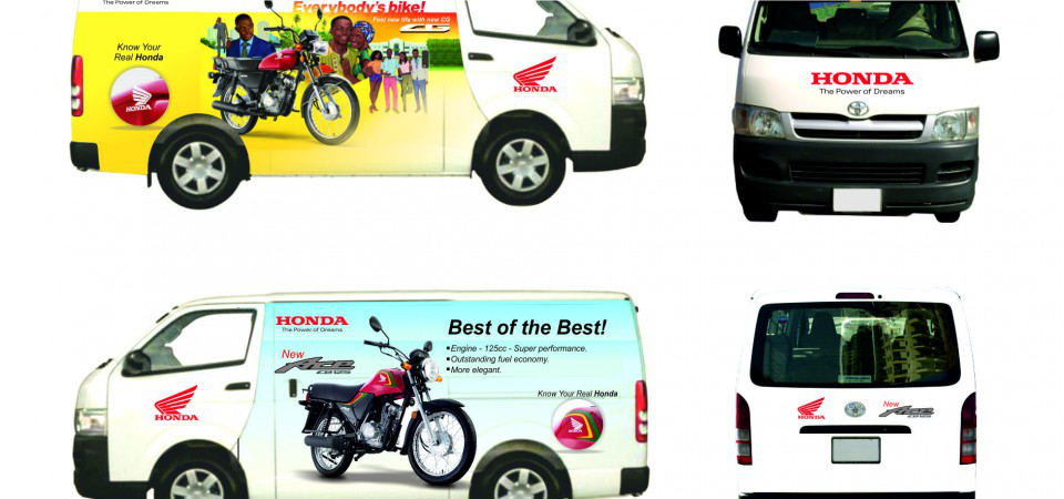 What makes vehicle graphics an effective marketing medium?