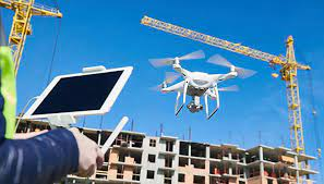 Use of Drones in Construction Industry